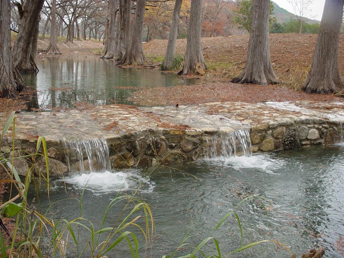 Small creek dam design bing images for Small pond dam design